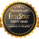 DentaQual EliteStar Dentist Award Icon