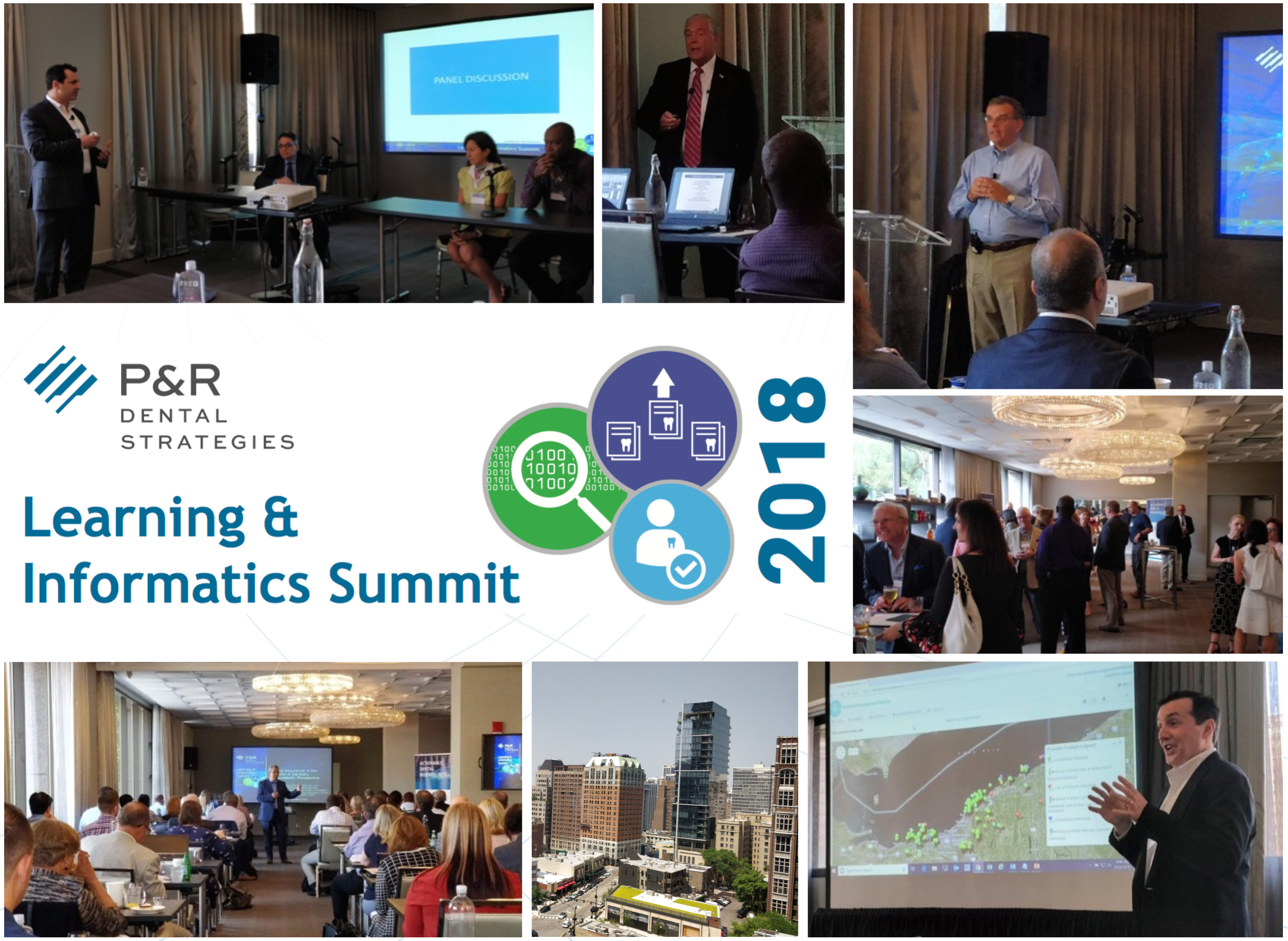 The 2018 Learning & Informatics Summit