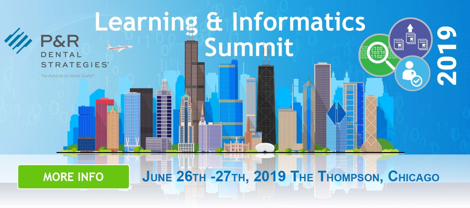 The P&R Dental Strategies 2019 Learning & Informatics Summit